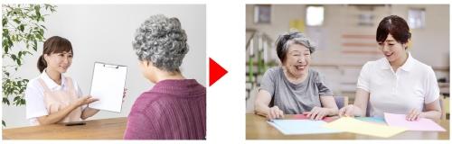 介護保険在宅サービス利用可能